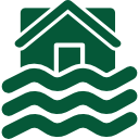 Flood Insurance Icon | McClatchy Insurance Agency Sacramento